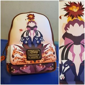 Disney Loungefly The Lion King Mini Backpack